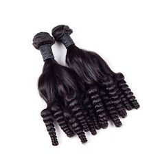 Sexy Aunty remy Funmi curls hair long sexy Virgin remy cheap hair weft human Brazilian hair extensions on different hairstyles Eunice Hair weaving