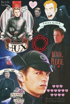 Ode to the General Hux