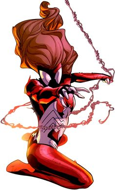 Women of Marvel - Ultimate Spider-Woman