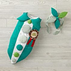 Pea Pod Baby Costume | The Land of Nod
