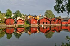 Porvoo 29 Fairytale Places To Visit In Finland That Aren't Helsinki Places To Travel, Places To Visit, Baltic Cruise, Europe, Closer To Nature, Best Cities, Helsinki, Continents, Denmark