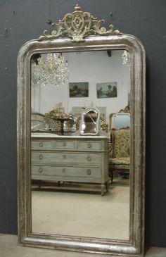 Antique French mirror from www.jasperjacks.com