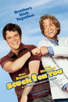 STUCK ON YOU // usa // The Farrelly brothers 2003