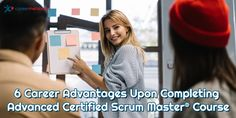 6 Career Advantages Upon Completing Advanced Certified Scrum Master® Course Self Organization, Career Options, All Team, Future Career, Best Self, Project Management, Teamwork, Online Courses, Vocabulary
