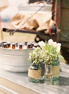 Rustic / Backyard / Country party
