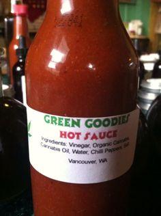 Cannabis Hot Sauce