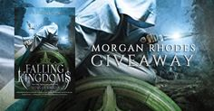 #YoungAdult #Fantasy #Giveaway – #Win ANY #MorganRhodes Novel! #kindle #amreading