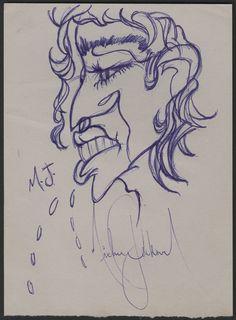 Michael Jackson drew this....so talented