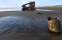 More to History of Oregon Coast's Peter Iredale Than Just a Shipwreck