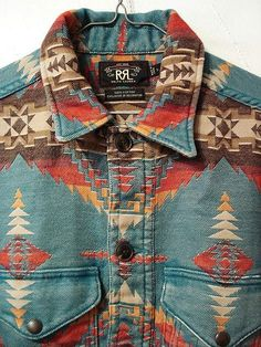 Navajo RRL. Love to have 1 soon. #Menswear https://www.facebook.com/effstyle