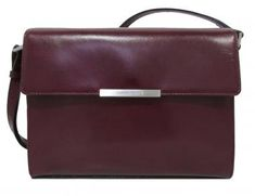 Damen Umhängetasche Claudio Ferrici Bordo Leder - Bags & more Bags, Fashion, Leather Cord, Sachets, Handbags, Moda, Fashion Styles, Fashion Illustrations, Bag