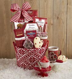 Winter Warm Up Gift Basket