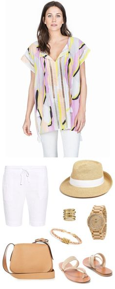 Perfect Outfit for a Summer Weekend