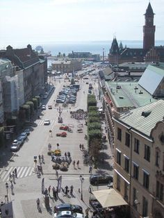 Helsingborg, Sweden. The only place I've been in Sweden (I will return of course). !