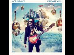 Ace Frehley - Fire And Water - Origins Vol. 1 Feat Paul Stanley - YouTube
