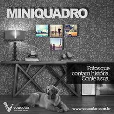 Conte histórias com suas imagens ;) www.voucolar.com.br