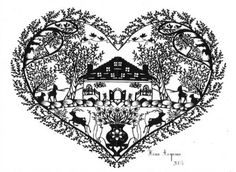 Creativity and patience is what required to create beautiful masterpieces of paper cut art to Hina Aoyama.