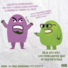 Crom el Troll Diseñador 006