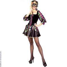 Sexy Jester Adult Costume $23.07