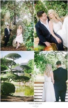 { aubrey + carl | morikami gardens | engagement photography } | CHRIS JORIANN {fine art} PHOTOGRAPHY | b l o g