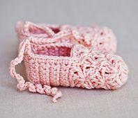 Ravelry: Point Shoes pattern by Mon Petit Violon