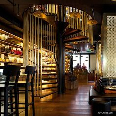 W Hotel London // Concrete Architectural Associates | Afflante.com