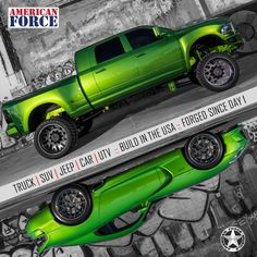 Whether Truck or Car, or anything in between, American Force Wheels makes custom forged wheels right in South Florida. Never off the rack wheels, we make every wheel to order the way you want it- backed by a lifetime warranty. Which wheel is right for you?