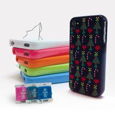 Cross-Stitch iPhone Cases