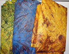 "Textile business: ""Tie and dye fabric (Adiré)"" a business opportunity in Western Nigeria - ANINO Textile Business, Business Opportunities, Westerns, Tie Dye, Fabrics, Textiles, Image, Tejidos, Tye Dye"