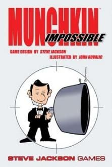 Munchkin; Impossible expansion