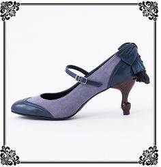 Black Butler Book of Circus Shoe! // 黒執事のパンプス・ブーティの靴コラボ!エリマキソックスの靴下も