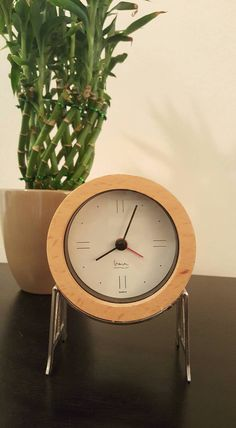 Check out this item in my Etsy shop https://www.etsy.com/listing/246689517/zen-minimalistic-style-clock