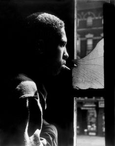"Gordon Parks ""Red Jackson, Harlem, New York"" (1948)"