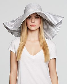 ad8723cc373 AQUA Extra Large Floppy Wired Brim Hat - Bloomingdale s Exclusive Jewelry    Accessories - Bloomingdale s
