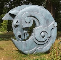 DAVID MEREDITH * http://www.david-meredith.com * Fragmented Art Deco Horse ~ Balios