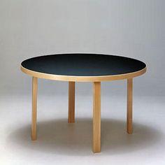 Alvar Aalto Table 91 by Artek
