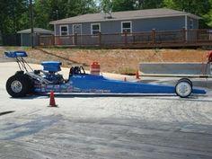 Roy White, Macon National Dragway Testing 4/25/09 - YouTube