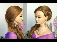Wondrous Romantic Hairstyle For Long Hair And Long Hair On Pinterest Short Hairstyles Gunalazisus