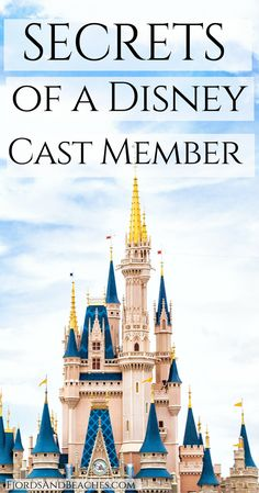 cb1e6ded2f48 Disney Secrets  The Truth about being a Disney Cast Member