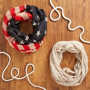 Take a look at the Never-Ending Style: Infinity Scarves event on #zulily today!  Only $7.99!!