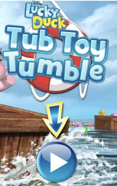 Play Free Online Lucky Duck: Tub Toy Tumble Game in freeplaygames.net! Let's click and play friv kids games, play free online Lucky Duck: Tub Toy Tumble Game games. Have fun! Fun Games, Games For Kids, Games To Play, Online Fun, Disney Games, Tub, Free, Cool Games, Games For Children