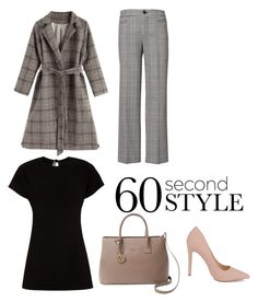 60second by zeetalibriani on Polyvore featuring polyvore, fashion, style, Furla, clothing, WorkWear and 60secondstyle