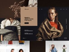 Madewell Desktop Experience by Andrew Baygulov