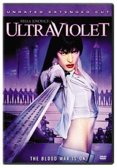 Milla Jovovich & Cameron Bright & Kurt Wimmer-Ultraviolet