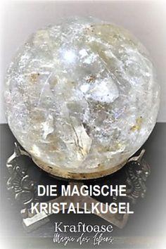Die Kristallkugel hilft uns beim Hellsehen. In ihrer Kugelform lösen sich Raum und Zeit auf und wir blicken in kosmische Weiten. Kräfte und Energien kreisen und offenbaren sich uns auf wundervolle Weise. Durch die kristalline Struktur ... #Magie, #magisch, #Kristallkugel, #Bergkristall, #Hellsehen, #kosmisch, #kosmische Weiten, #Energie, #magische Hilfsmittel Dairy, Cheese, Food, Psychic Readings, Crystal Ball, Crystals, Knowledge, Group, Essen
