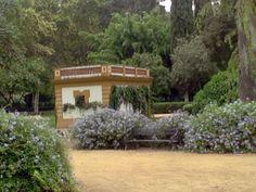 Una casita de cuento en el Parque Mª Luisa.