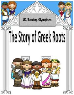 Been looking for something like this for primary!   Fun picture book to introduce students to Greek and Latin Roots