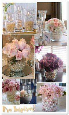40 fantastic apartment decorating bathroom countertop ideas look elegant 37 Vase 🏺 Wedding Table, Diy Wedding, Wedding Flowers, Diy Flowers, Flowers Vase, Wedding House, Wedding Goals, Trendy Wedding, Diy Centerpieces