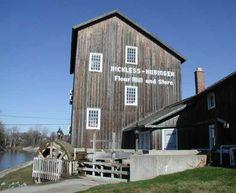 Nickless-Humbinger Mill @ Saginaw County, Michigan