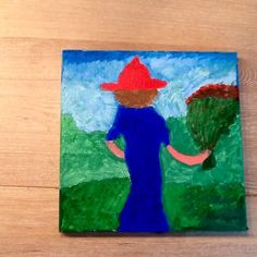Seurat, in kleur